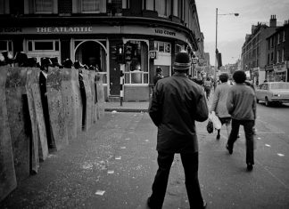 police in Brixton 1981