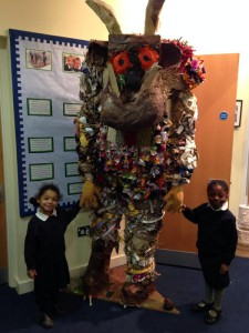 Art Acdemys Gruffalo Project