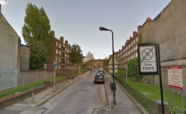 SHOOTING: Two shots were fired near the Leander Road entrance to Tulse Hill Estate