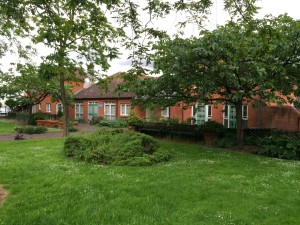 The Fitch Court sheltered housing on Effra Road