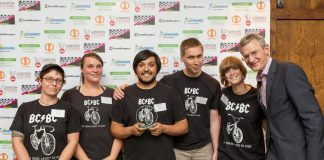 Brixton Cycles coop members receive award