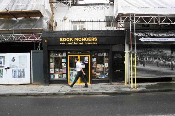 Book Mongers, 439 Coldharbour Lane
