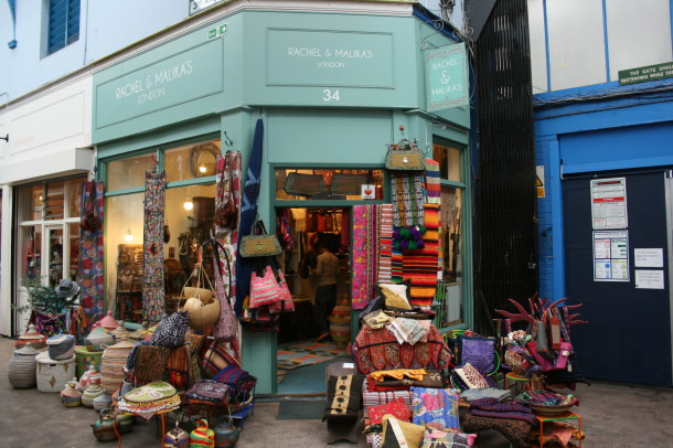 Rachel and Malika's, Unit 34, 3rd Avenue, Brixton Village (Grandville Arcade)
