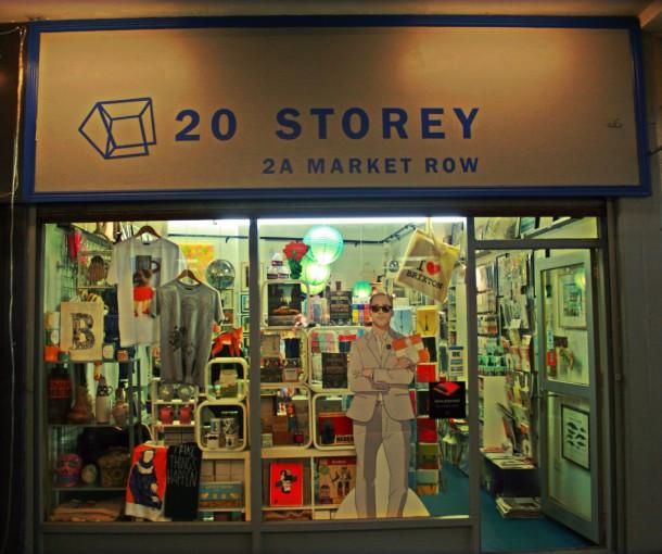 20 Storey, 2A Market Row