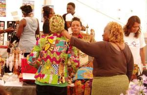 Eleonore Pinheiro's African fashion
