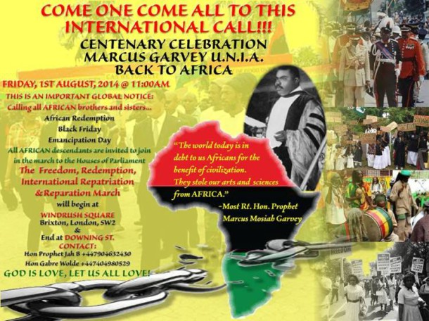 reparation march