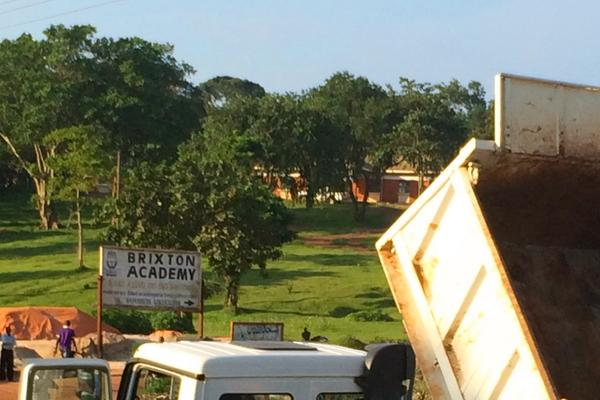 Brixton Academy in Uganda Hollie Price