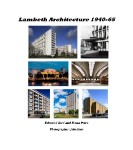 Lambeth 1940-65 front cover