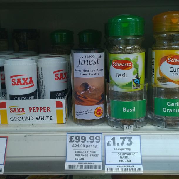 From Arrakis to Brixton - Melange 'spice' is versatile but ruinously addictive