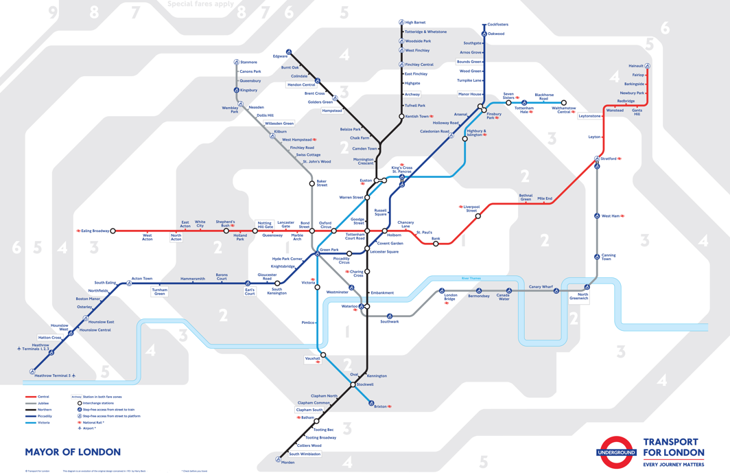 Tube To Run 24 Hours From Brixton Station On Victoria Line