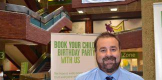 Darren Pope, General Manager at Brixton Rec