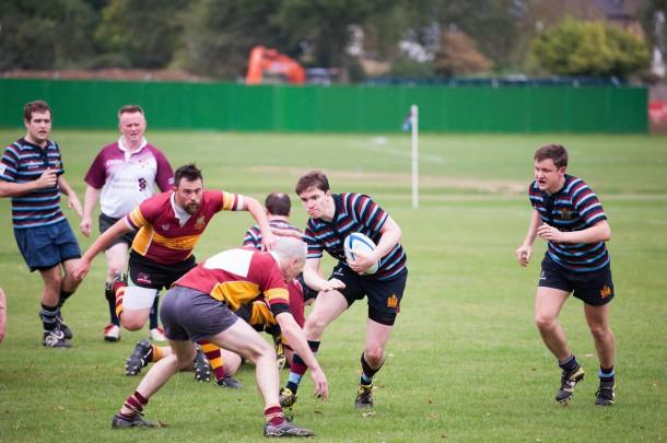 KCH RFC Vs Dartfordians