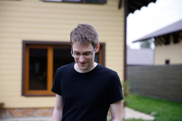 Edward Snowden aka Citizen Four
