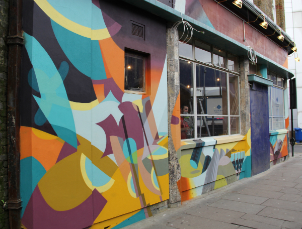 Wahaca opens its Brixton branch in the former Brady's Bar site on 16 October