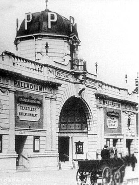 The venue has stood in Brixton for 100 years: it was once The Palladium Picturehouse