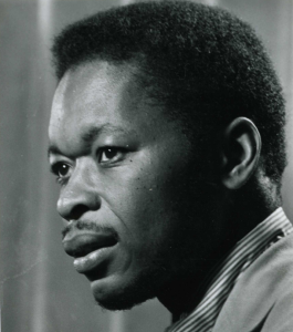 Len Garrison, c.1970. Reproduced with kind permission of Marie Garrison, courtesy of the Black Cultural Archives.