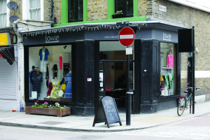 Lowie's Herne Hill shop