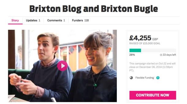 https://www.indiegogo.com/projects/brixton-blog-and-brixton-bugle