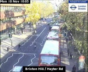 brixton hill crash