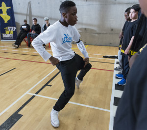 Step Into Battle 2014, Evelyn Grace Academy, Brixton