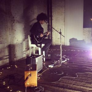 Ben Romans-Hopcroft plays at Brixton East