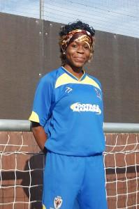 Aramide Okelunle  (St Matthew's Project Coach)
