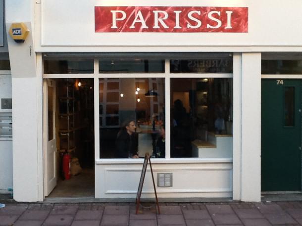 PARISSI: New addition to Atlantic Road