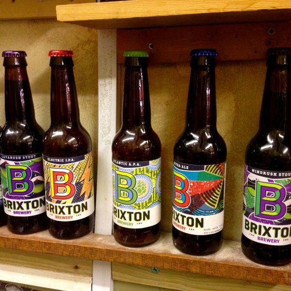 brixton beers