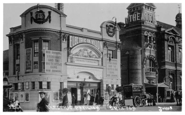 The original Electric Pavilion
