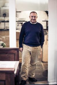 Giuseppe Mascoli of Franco Manca