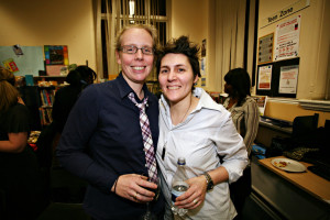 A previous LGBT History Month event. Photo credit: Charlotte Wiig