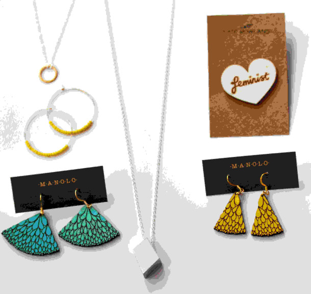 Jewellery from The Turpentine