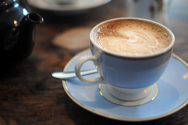 Le DeliCorner coffee