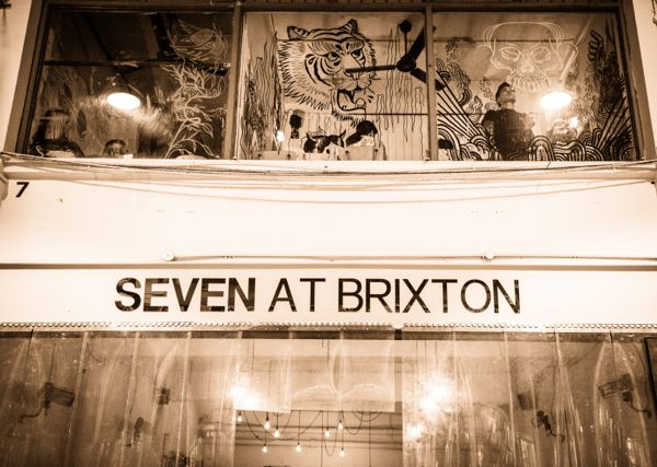 Seven at Brixton front