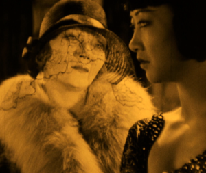 Another still from Love Is All from 1929 film Picadilly