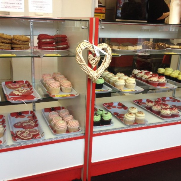 Temptations from Ms Cupcake