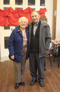 Eileen and Michael O'Keeffe have lived on the estate for 39 years