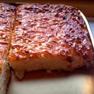 tapioca cake