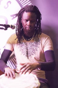 Mamadou Sarronpercussion