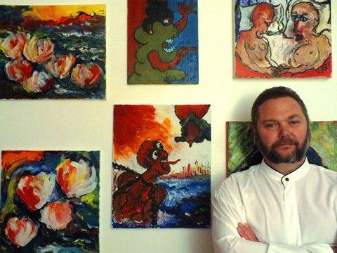Alex Lester, winner of 2015 Tibor Jones Pageturner prize
