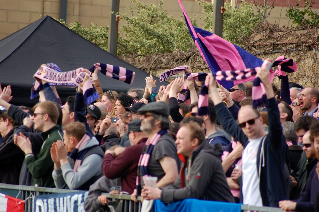 football supporters