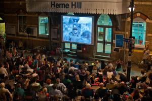 Herne Hill station 3
