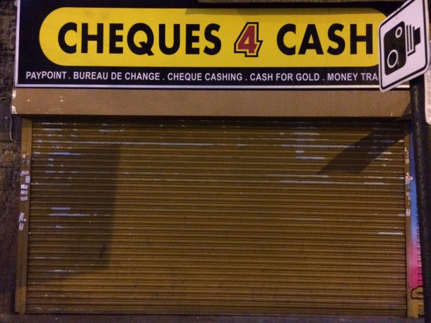 cheques 4 cash