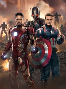 The Avengers: Age of Ultron at the Ritzy