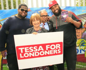 Tessa Jowell mayoral launch