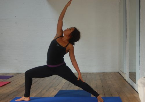 Yoga classes for beginners @ Akerman Centre | England | United Kingdom