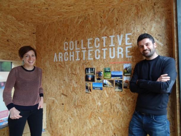 Architects Fiona XX and Michael XX at XXX
