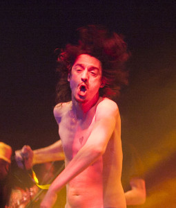 Lias Saoudi, Fat White Family