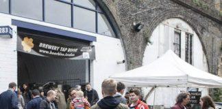Beer Hive in Brixton