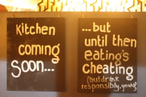 eating:cheating